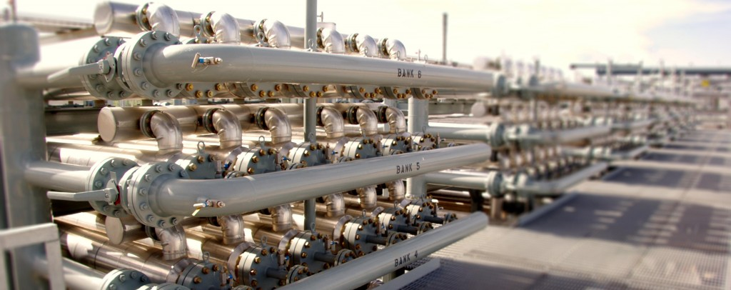 Natural Gas Processing CO2 Membranes
