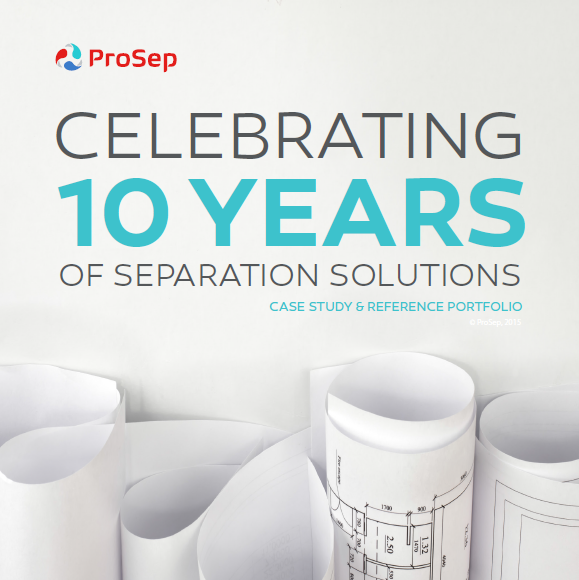 Celebrating 10 Years of Separation Solutions