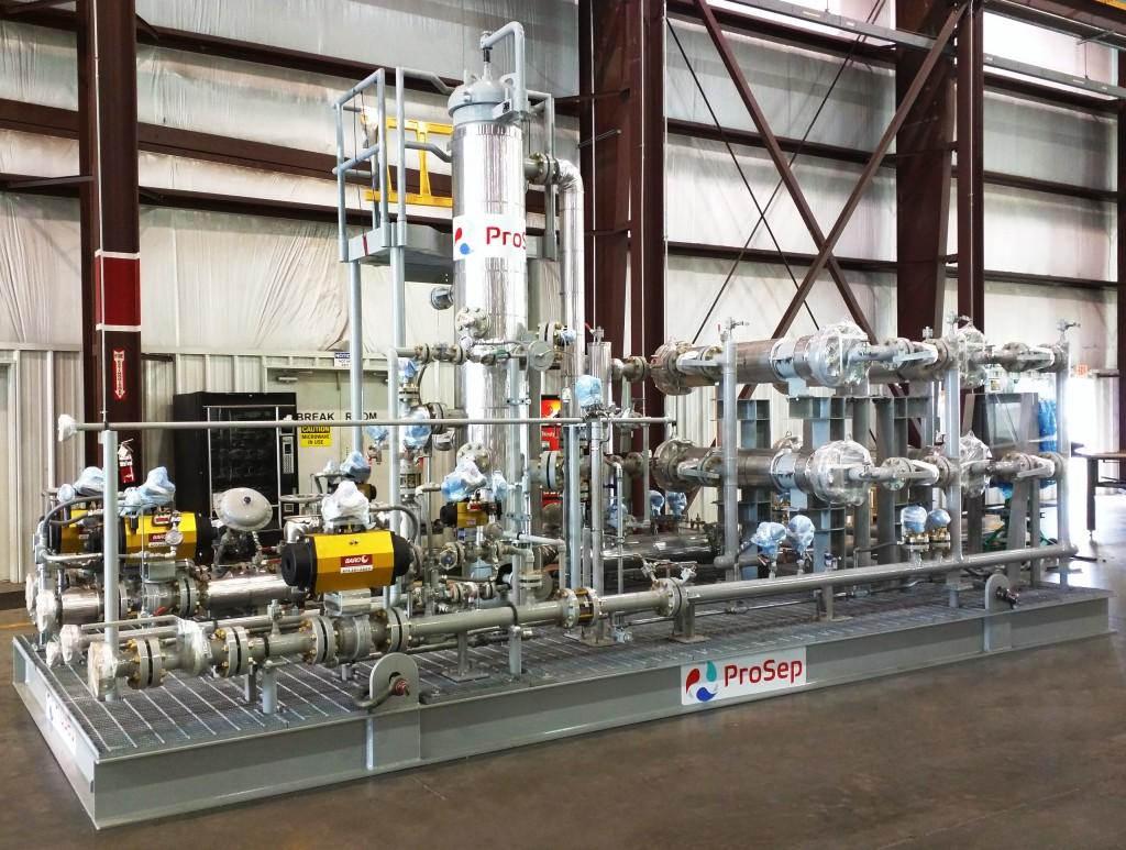 ProSep Gas Dehydration Petro-Hunt 1447