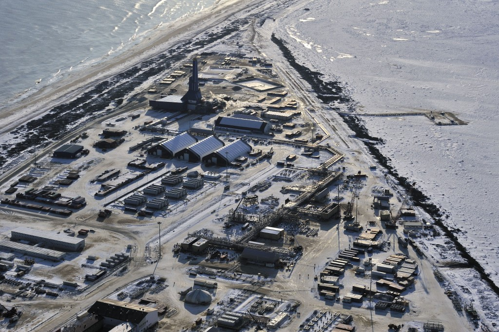 Sakhalin Russia Odoptu Exxon Neftgas ProSep